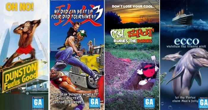 This Brilliant Fake Sega Account Will Make You Wish These Games Were Real Joe Co Uk