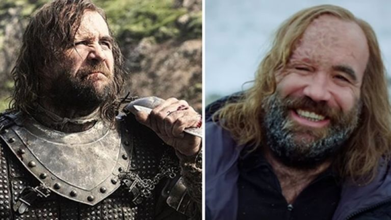This supercut of every insult the Hound says on Game of Thrones is f**king great
