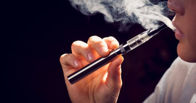 If you're still using an e-cigarette after giving up smoking you may want to stop quickly