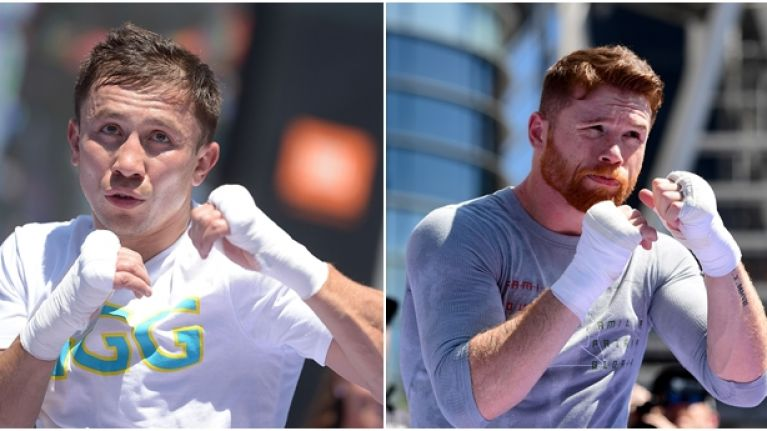 Canelo Alvarez's physique change hasn't gone unnoticed by Gennady Golovkin