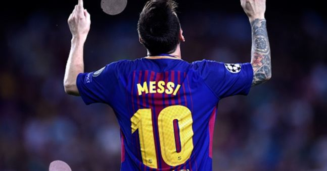 Lionel Messi scored his first goals past Buffon and they're both absolute beauts