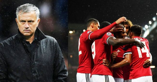 Jose Mourinho blasts Man United stars for 'PlayStation football' in Basel win