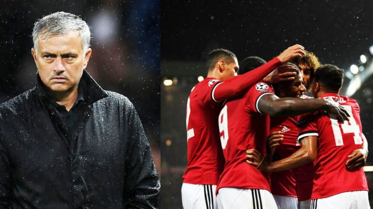 Jose Mourinho blasts Man United stars for 'PlayStation football' in Basel win