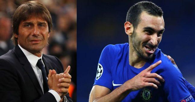Antonio Conte ends the 'cross or shot' debate over Davide Zappacosta's goal