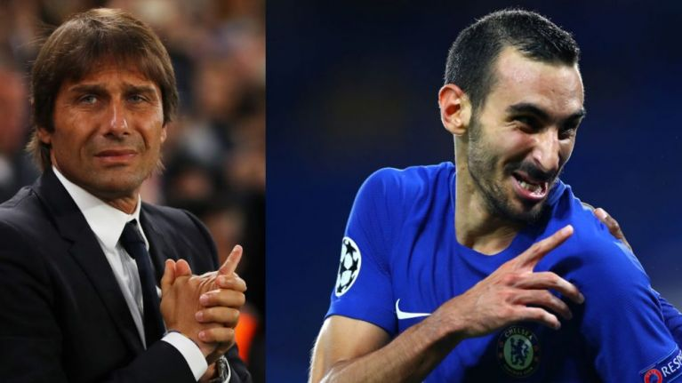 Antonio Conte ends the 'cross or shot' debate over Davide Zappacosta's goal