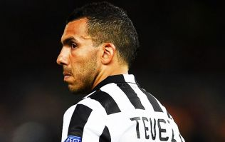 Carlos Tevez's coach claims he won't pick him because he's overweight