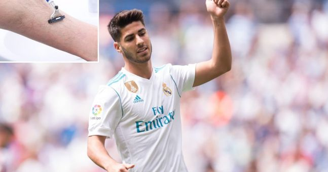 """Real Madrid star out of Champions League match with """"injury of the year"""""""