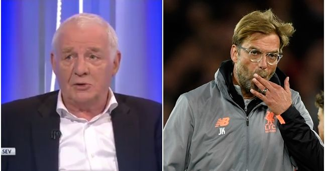 Irish TV pundit deserves credit for calling out Jurgen Klopp on his biggest weakness
