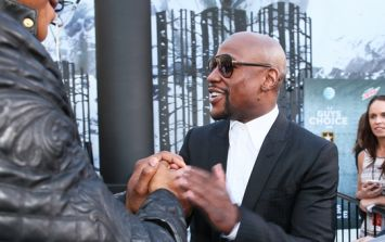 Floyd Mayweather reveals how many girlfriends he has and it's a lot
