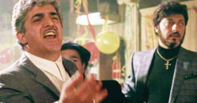 Fans of Goodfellas are paying tribute to Frank Vincent in the most fitting way possible
