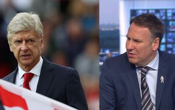 Paul Merson's combined XI for Chelsea v Arsenal makes for sorry reading for Gooners