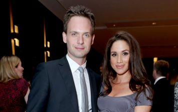 Suits star Patrick J. Adams forced to delete Instagram post featuring Meghan Markle