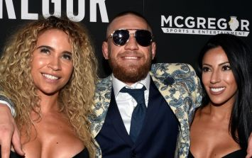 Conor McGregor couldn't help but react to controversial Golovkin-Canelo result