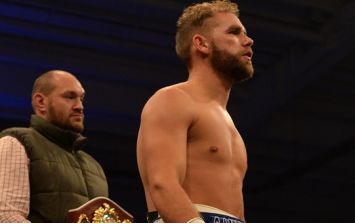 Billy Joe Saunders fears for Tyson Fury's life if he's not allowed to box again