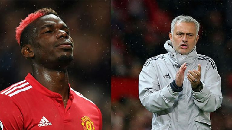 Some Man United fans are jumping to conclusions about Paul Pogba's return from injury