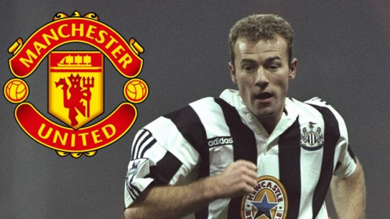 The exact reason why Alan Shearer didn't join Manchester United has been revealed