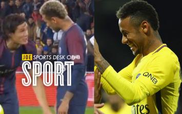 Neymar bans Edinson Cavani from PSG's official Neymar fan club after penalty feud