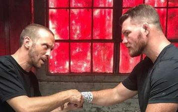 Michael Bisping has spies watching Georges St-Pierre ahead of UFC 217 super-fight