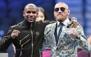 Conor McGregor vs Floyd Mayweather reportedly came heroically close to PPV record