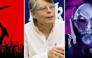 There's a Stephen King marathon on TV very soon