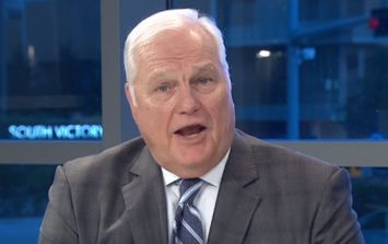 This sports anchor speaking about racism in America is just the best goddamn thing