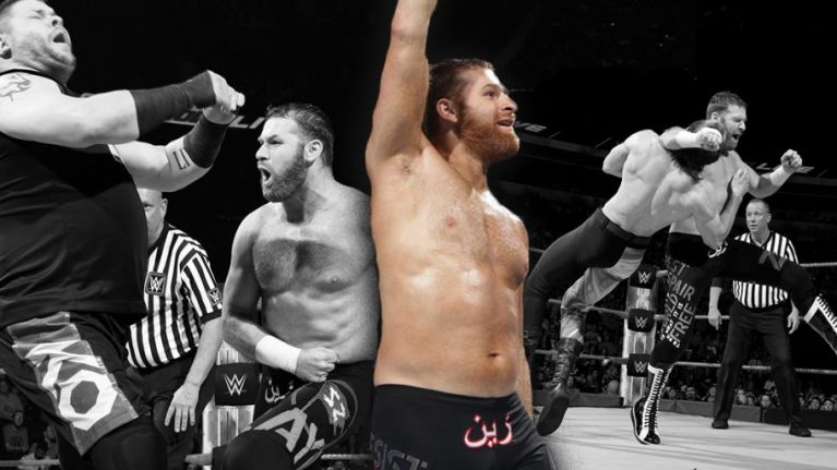 INTERVIEW: WWE star Sami Zayn is not your typical wrestler