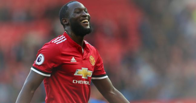 There's some positive news for Manchester United fans about Romelu Lukaku's fitness