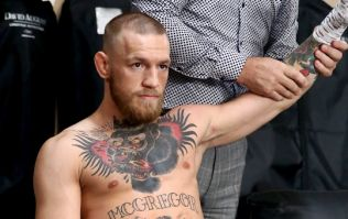 Conor McGregor has some wild ideas on who he'd like to fight next