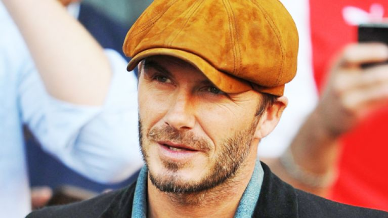 Everyone S Swooning Over David Beckham S New Hairstyle At Old