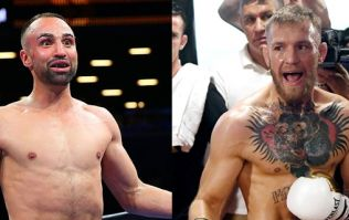 Could this be the reason why Conor McGregor v Paulie Malignaggi sparring footage has yet to surface?