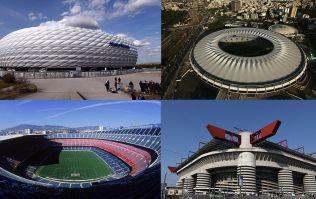 QUIZ: Match the football stadium to the city