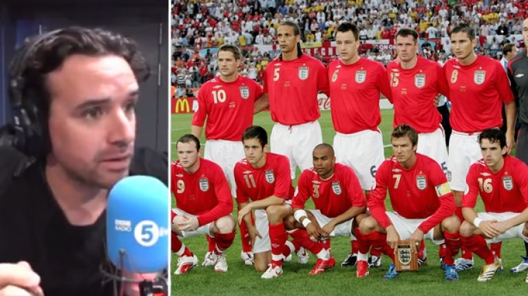 Owen hargreaves explains why englands golden generation failed owen hargreaves explains why englands golden generation failed altavistaventures Gallery