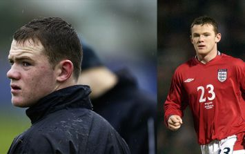 WATCH: Owen Hargreaves and Darius Vassell recall Wayne Rooney's first England training session