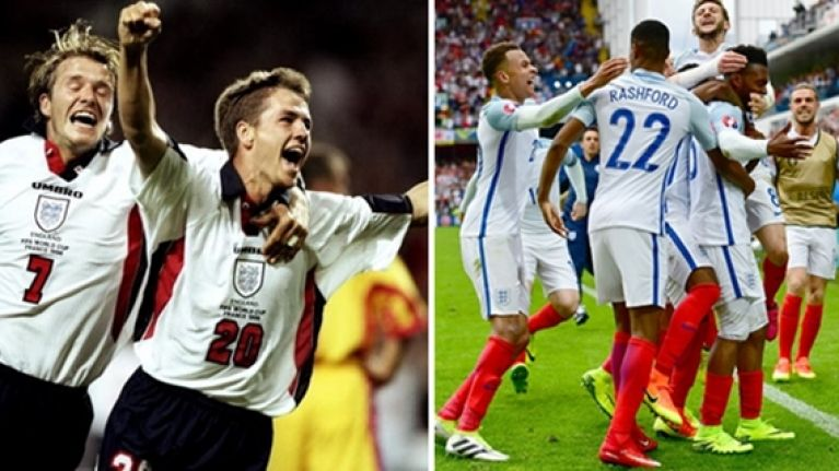 QUIZ: Name the countries England have faced in international competition since France 98