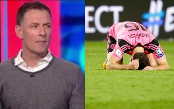 Plenty of Scotland fans are in agreement with Chris Sutton's concise verdict of their qualification campaign