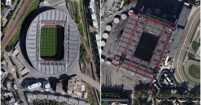 You won't get top marks in this football stadium quiz