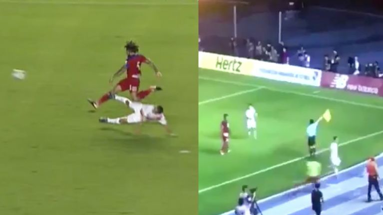 WATCH: Panama take time-wasting shithousery to a whole new level to help secure World Cup spot