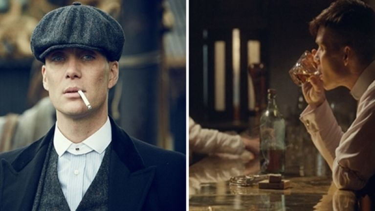 Cillian Murphy confirms the one thing you never see Tommy Shelby do in Peaky Blinders