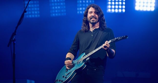 OFFICIAL: Foo Fighters announce 2018 UK Tour
