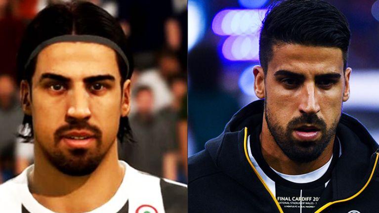 Sami Khedira isn't happy about Fifa 18 ignoring his 'new' hairdo