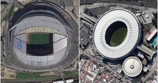 You probably won't get top marks in this international football stadium quiz