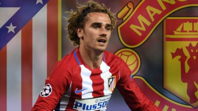 Antoine Griezmann's teammate suggests the player used Man United's interest to get better contract