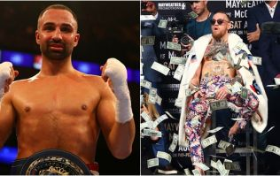 Al Haymon has reached out to Dana White to make McGregor vs. Malignaggi a reality