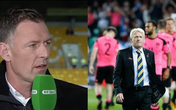 WATCH: Chris Sutton explains why Sam Allardyce should get the Scotland job