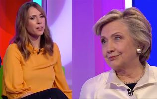 WATCH: Hillary Clinton on The One Show, answering the question we already knew the answer to