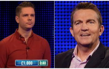 Bradley Walsh refused to accept answer and fans of The Chase were baffled