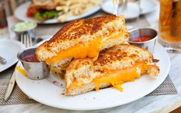 Turns out we've been making cheese toasties wrong this whole time