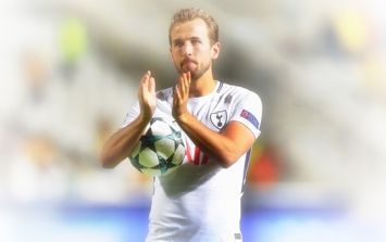 Spurs have named their price for Harry Kane