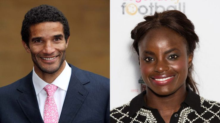 David James deletes Eni Aluko tweet following criticism from Stormzy