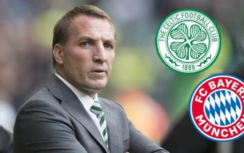 TV pundit's criticism of Brendan Rodgers and Celtic is harsh and bizarre